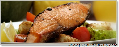 Grilled Salmon So Simple, It Will Be Your New Go-To