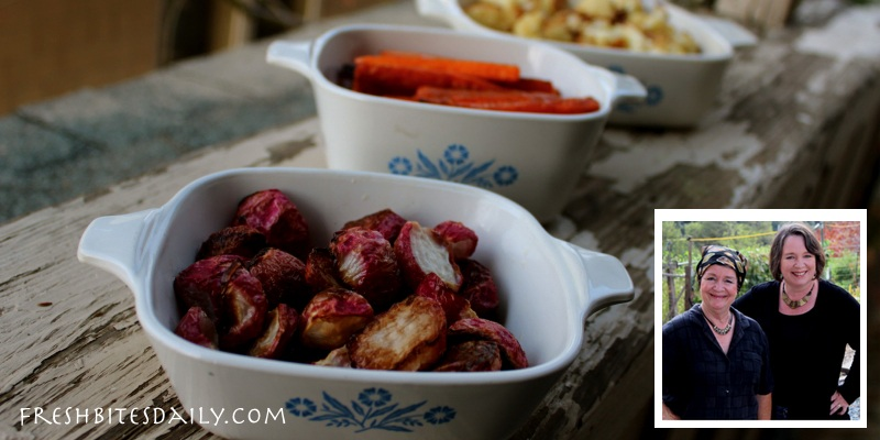 Roasted vegetables: How to roast them and lots of ideas on using them