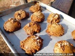 Butternut Molasses Cookies at FreshBitesDaily.com