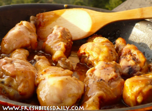 Chicken Adobo at FreshBitesDaily.com