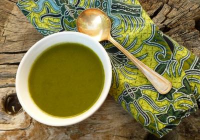Greens Soup, A Nutritional Powerhouse