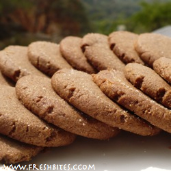 Teff Cookies at FreshBitesDaily.com