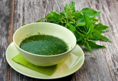 A springtime nettle soup, full of so much flavor and health, it has changed our lives…