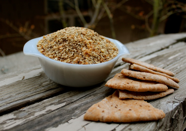Dukkah: A seasoning blend that is about to take over the entire world ;)