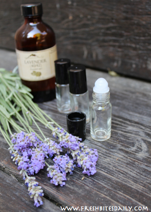 Perfume Bottles for Oil Blends from FreshBitesDaily.com