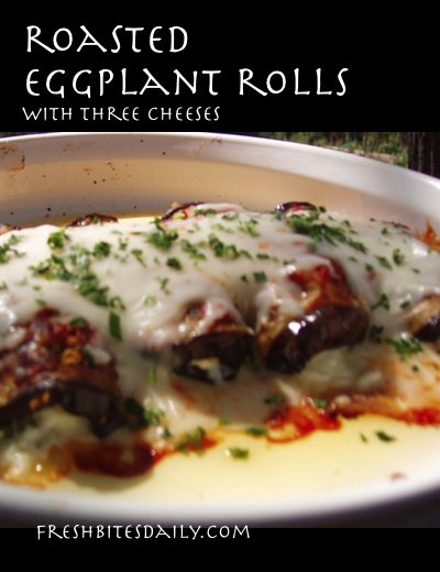 The most delicious way you will ever eat eggplant and a great freezer food to boot