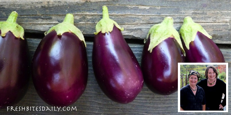 Oven roasted eggplant: Take your eggplant flavor to a new level with this roasting technique