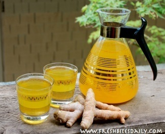 """Start your day with this """"Turmeric Tea - Golden Tea,"""" while fighting cancer and building your brain at the same time (including key flavor options and """"pro tip"""")"""