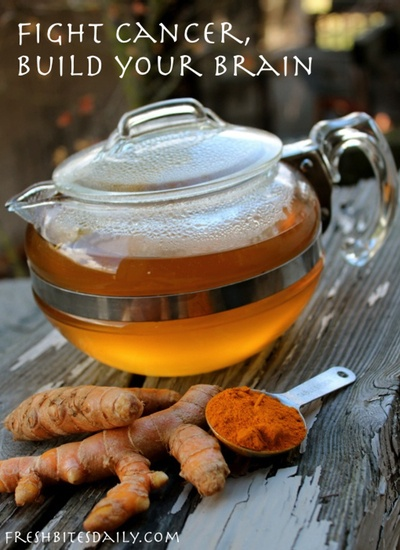"Start your day with this ""Golden Tea"" -- fight cancer and build your brain at the same time (including key flavor options and a ""pro tip"")"