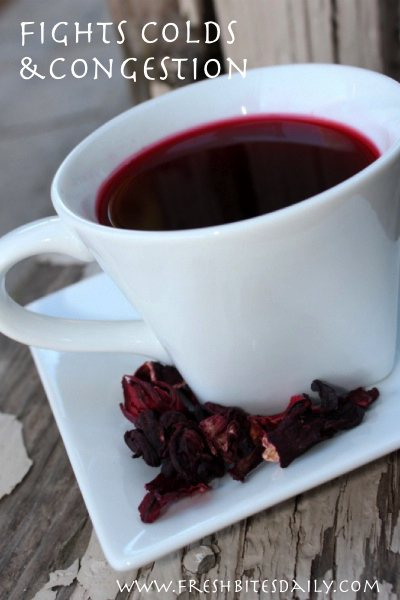 This tea may help fight a cold and may even lower your blood pressure and cholesterol at the same time....