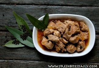 A simple Filipino pork adobo inspired by a dear friend