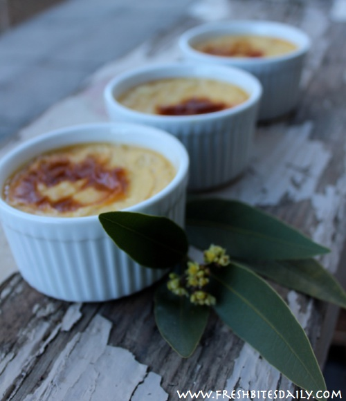 Try some of these bay leaf uses, including this baked custard. You'll be amazed.