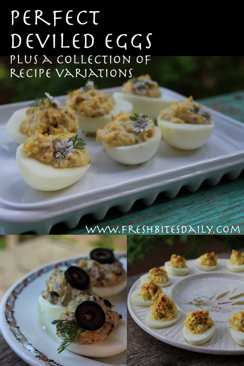 How to make perfect deviled eggs, plus a great collection of recipe variations
