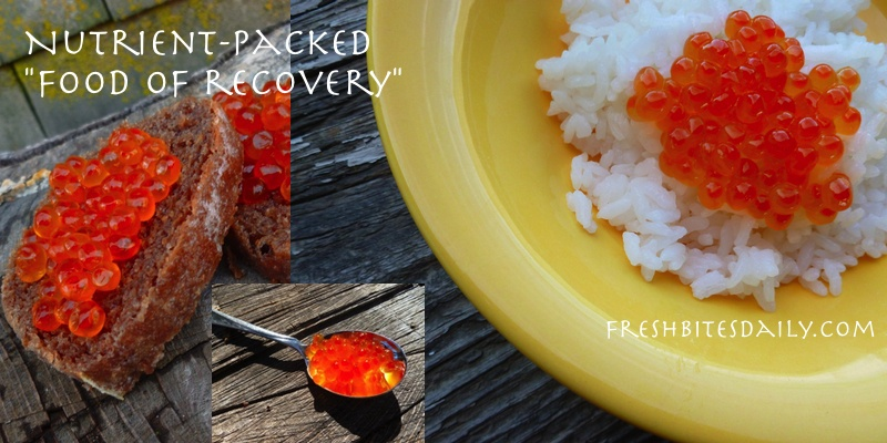 """A convenient nutrient-packed """"food of recovery"""""""