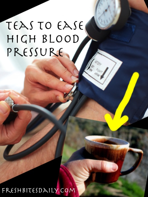 Five teas to improve your blood pressure, herbal remedies