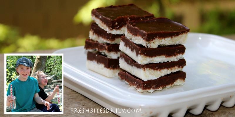Homemade Mound's / Almond Joy – type deliciousness