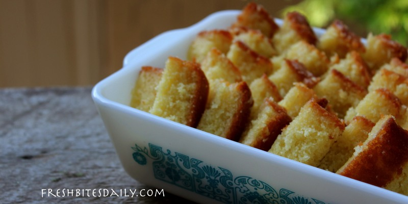 """Classic Butter Cake with Your Limits on Making it """"Healthy"""" ;)"""