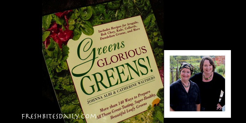 Your Next Greens Cookbook: Greens, Glorious Greens
