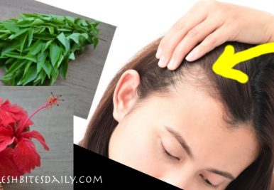 Herbs for Hair Loss – Natural Remedies
