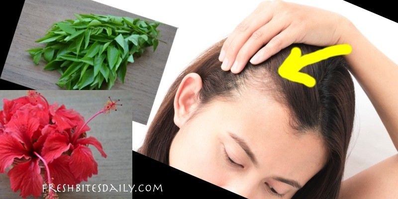 Herbs for hair loss in a lesson from India